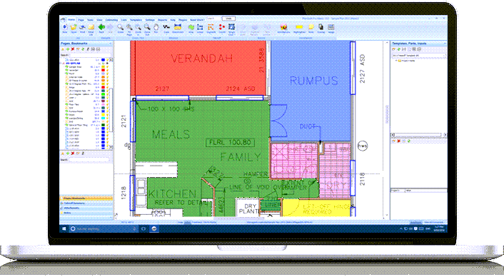 PlanSwift Construction Take Off Software